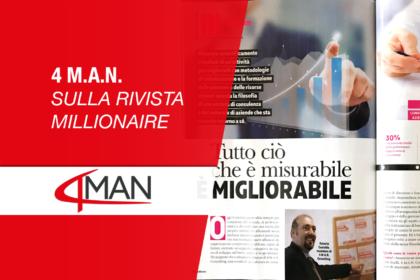 Millionaire 4 M.A.N.