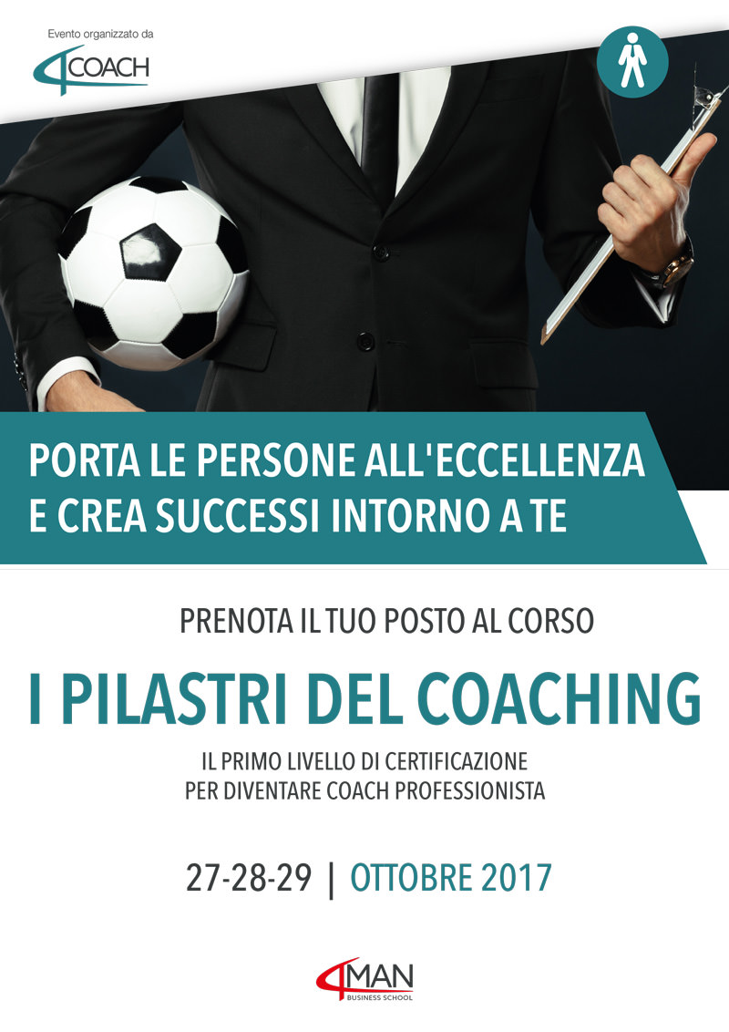 I Pilastri del Coaching4man