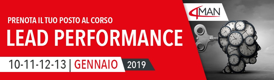 4MAN Corso Lead Performance
