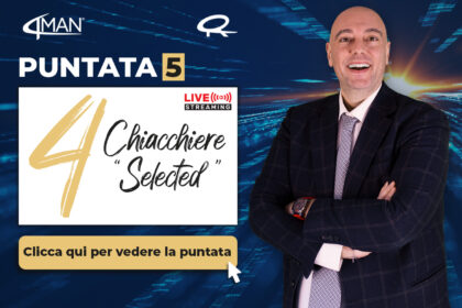 """4 Chiacchiere """"Selected"""" - puntata 5"""